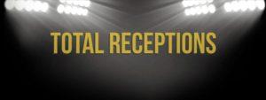 total receptions
