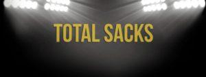 total sacks