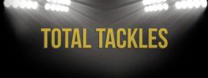 total tackles