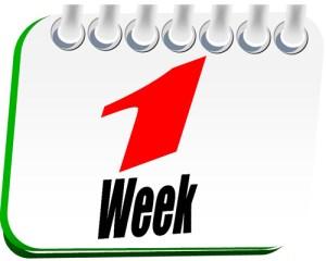 SPRING - WEEK 1
