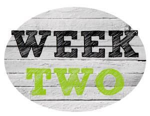 SPRING - WEEK 2
