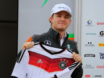 Unfettered triumphalism proves Nico's not German, agree experts