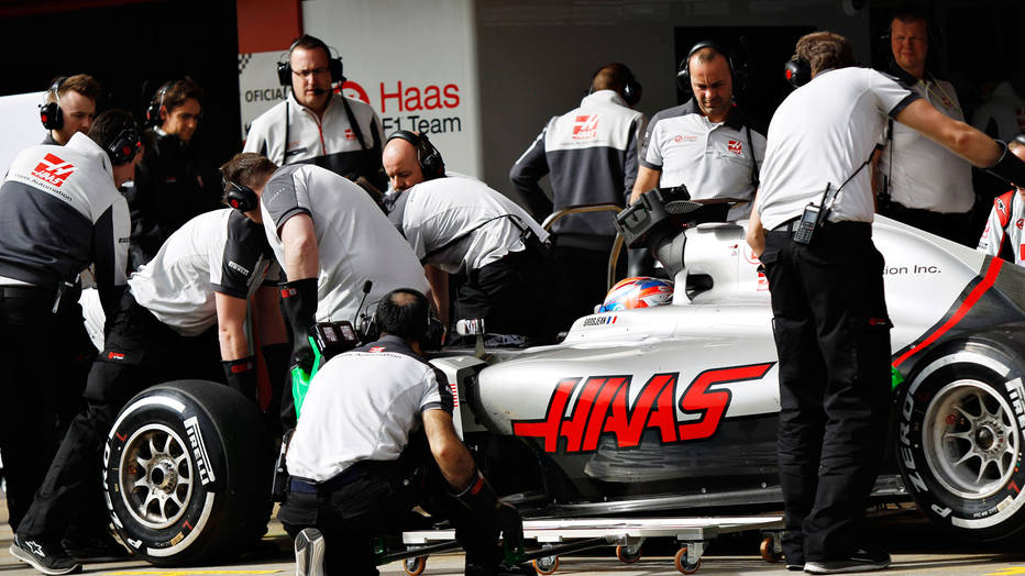 Haas looking forward to year of asking Ferrari what this does again?