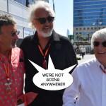 F1 tits remain defiant