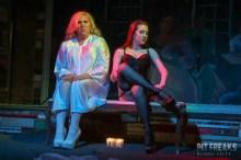 Cat De Lynn and Candy Von Jameson