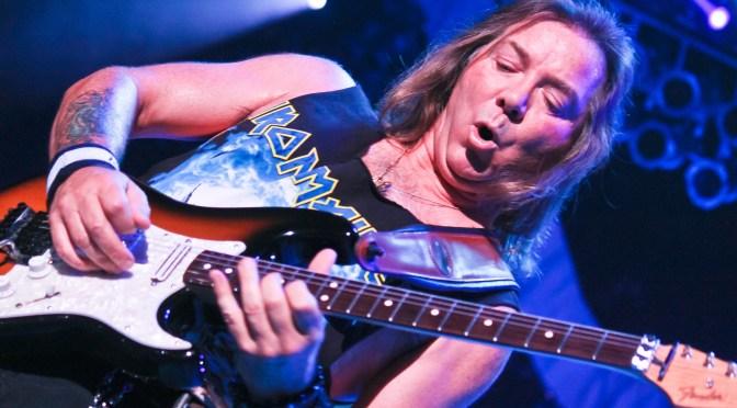 Iron Maiden, Coheed and Cambria