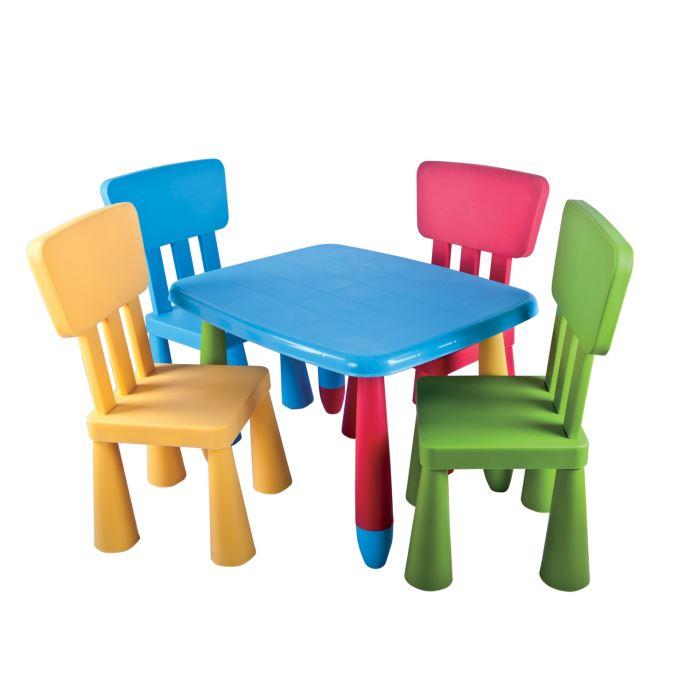 Chaise de table pour bb  pi ti li
