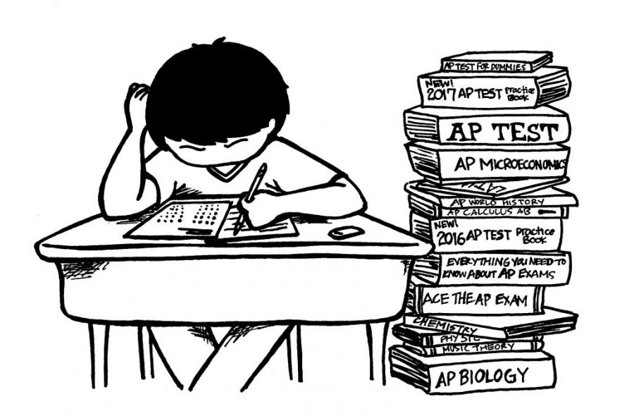 To Test or Not To Test: Pros and Cons of AP Exams