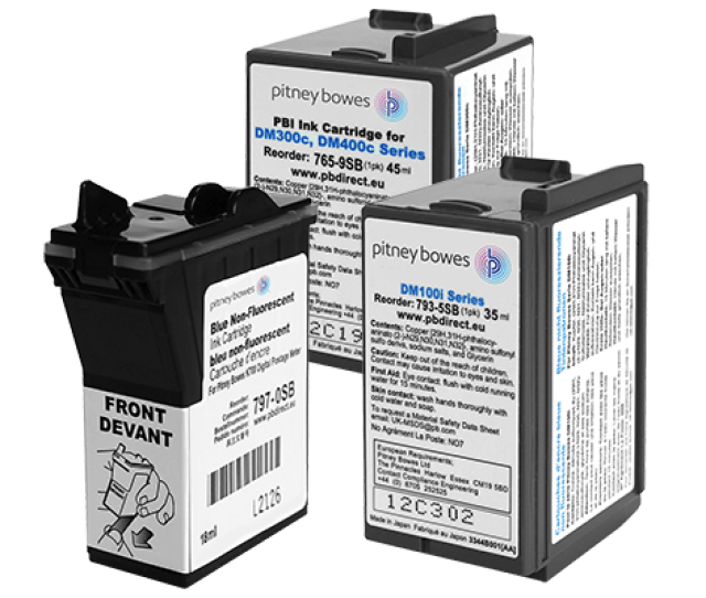 Know Which Franking Ink You Need Shop By Cartridge