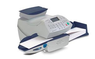 Postage machine for small business
