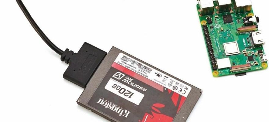 Pi SSD