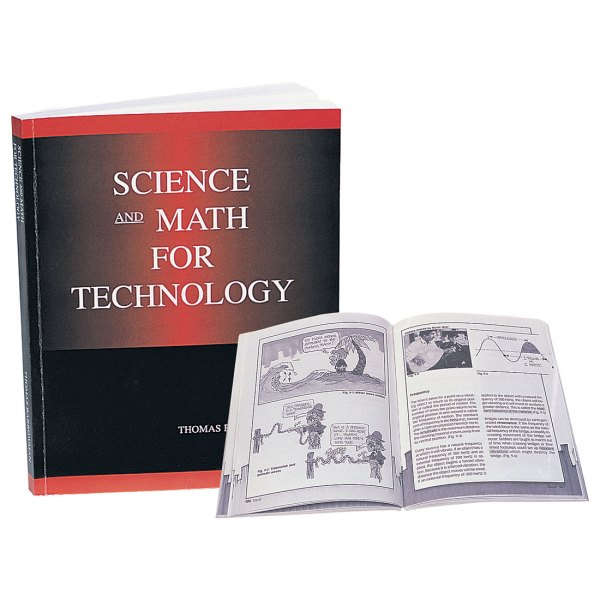 Science And Math Technology W57918