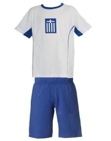 Σετ μακώ ομάδα Ελλάδα 13-215091-0 - Μπλε - 5302-50/12/10/102