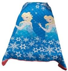 Κουβερλί Παιδικό Disney Αυθεντικό Frozen Blue - No Color - frozen-blue-k/6/145/1
