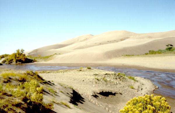 Great Sand Dunes Hike