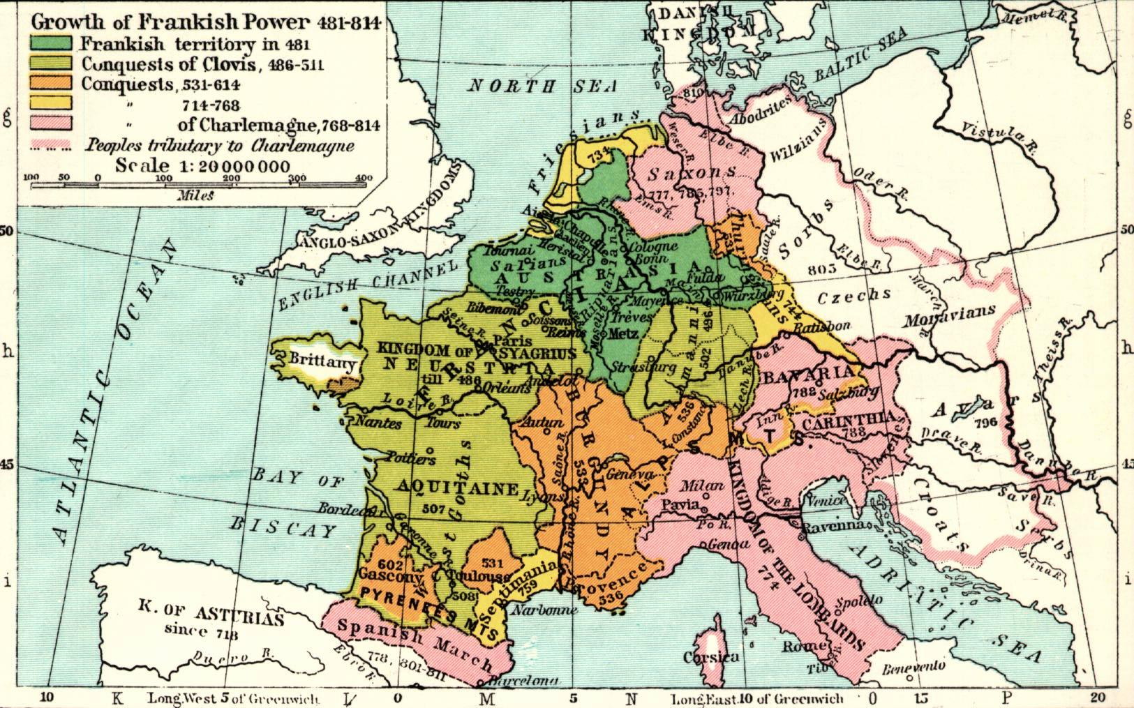 Geography Worksheet Map France