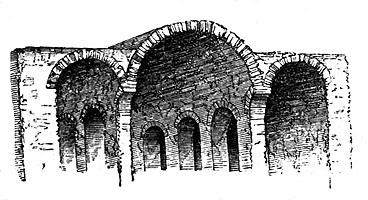 Glossary of Medieval Art and Architecturelongitudinal