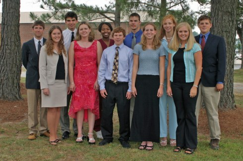2005 student ambassadors
