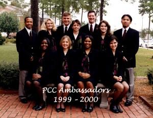 1999 student ambassadors