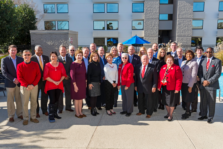 2018 PCC Foundation Board Group Photo