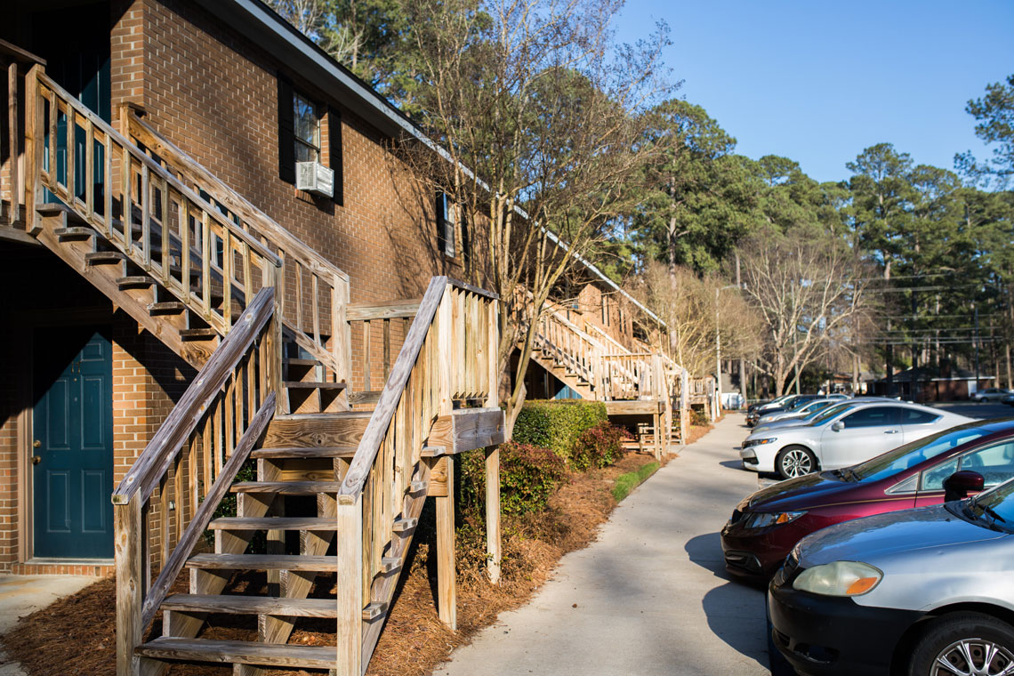 Brookfield Stairwells