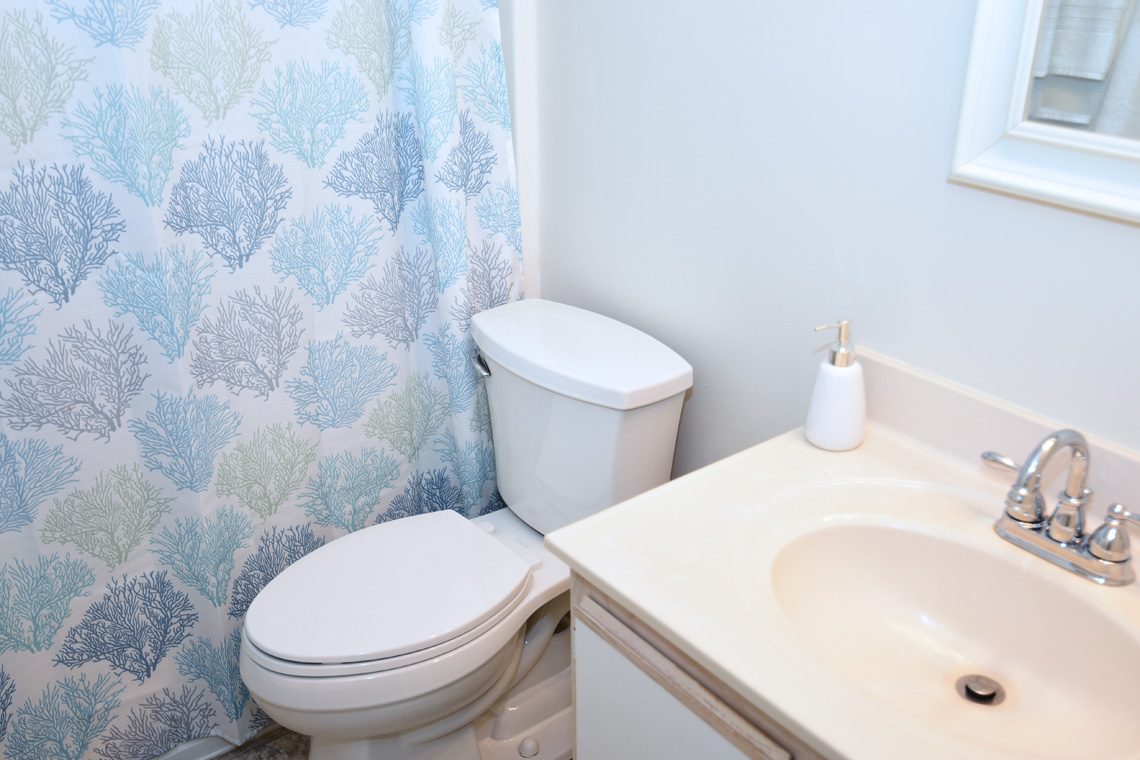 Ashton Woods at ECU - Bathroom