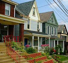 Pittsburgh Neighborhoods: History of Point Breeze