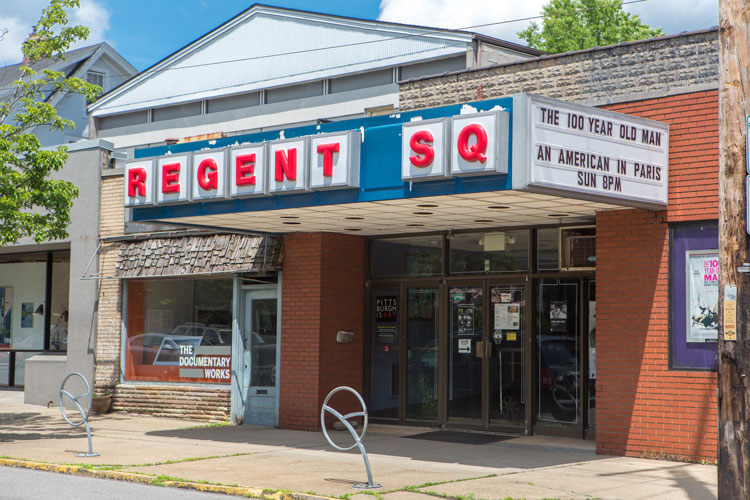Pittsburgh Neighborhoods: History of Regent Square