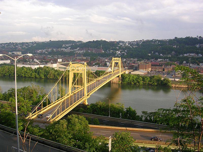 Pittsburgh Neighborhoods: History of The Bluff