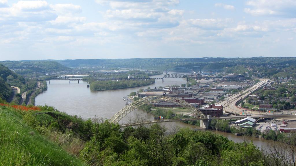 Pittsburgh Neighborhoods: Chateau