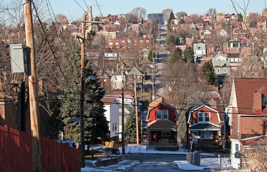 Pittsburgh Neighborhoods: Carrick