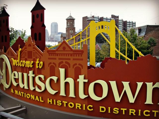 Pittsburgh Neighborhoods: History of Deutschtown