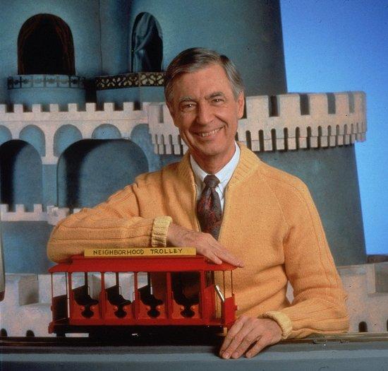 Happy Birthday, Mr. Rogers