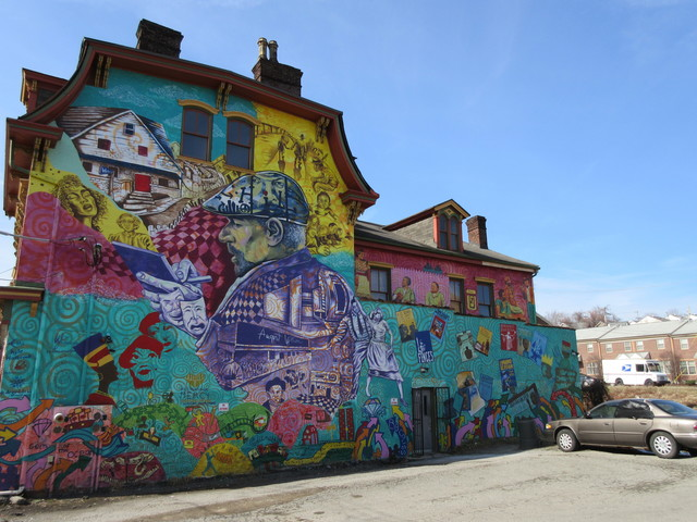The Rich History of Pittsburgh's Hill District