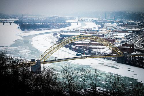Pittsburgh Neighborhoods: History of Brunot Island