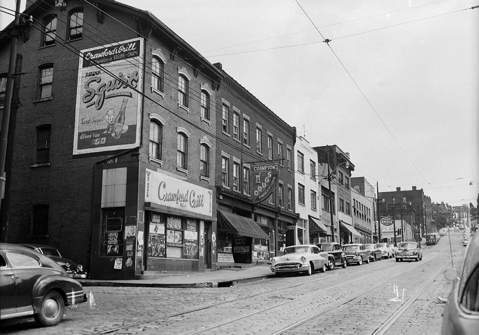 Pittsburgh Neighborhoods: History of The Hill District