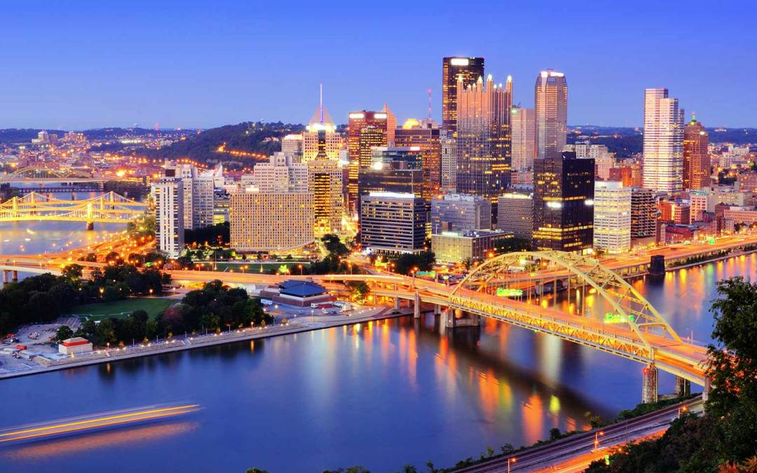 A Summer in Pittsburgh Staycation