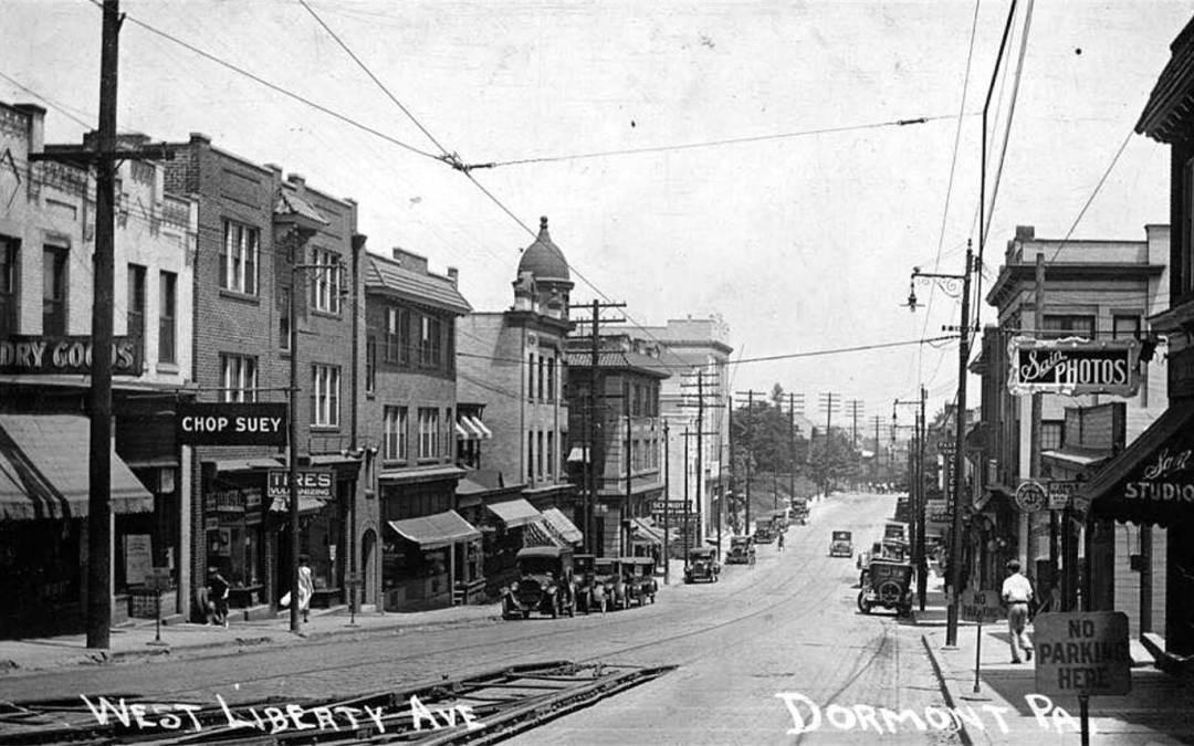 History of Dormont