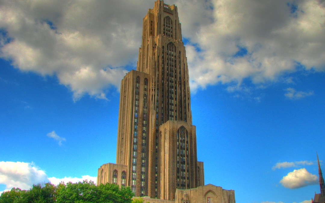 Best Alternate Study Spots at Pitt