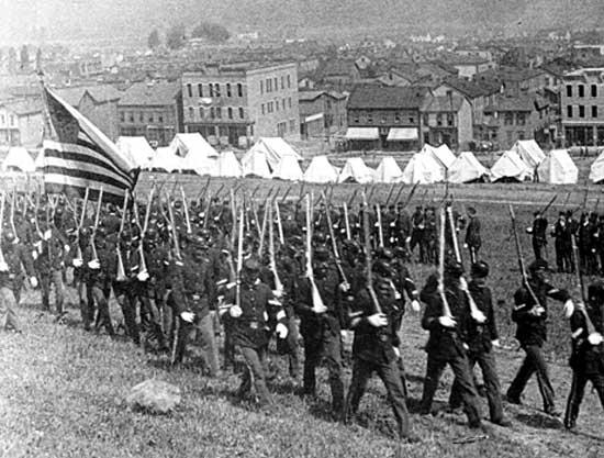Pittsburgh Suburbs: History of Homestead