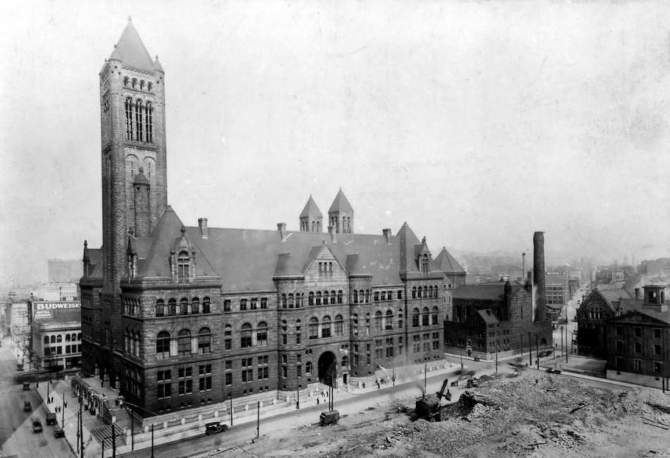 History of the Allegheny County Courthouse