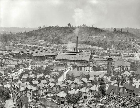Pittsburgh Suburbs: History of Turtle Creek