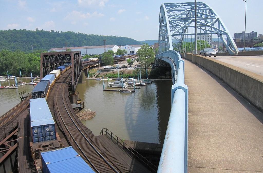 Pittsburgh Suburbs: History of McKeesport