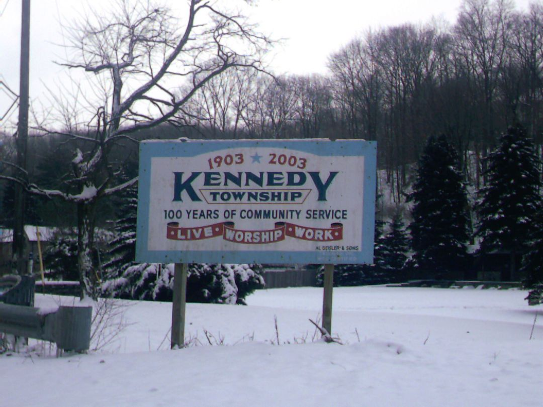 History of Kennedy Township