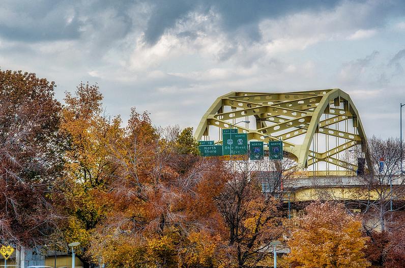 Fall in Pittsburgh