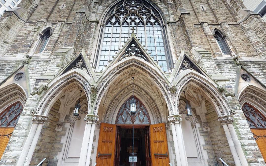 Doors Open Pittsburgh: Featuring First Presbyterian Church