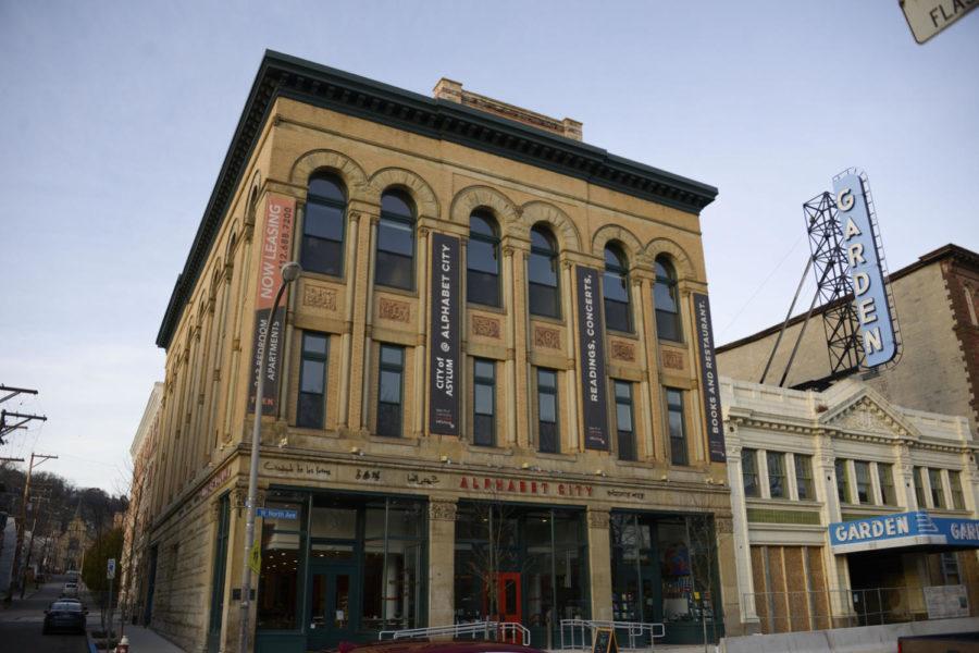Doors Open Pittsburgh: Featuring the Alphabet City Building