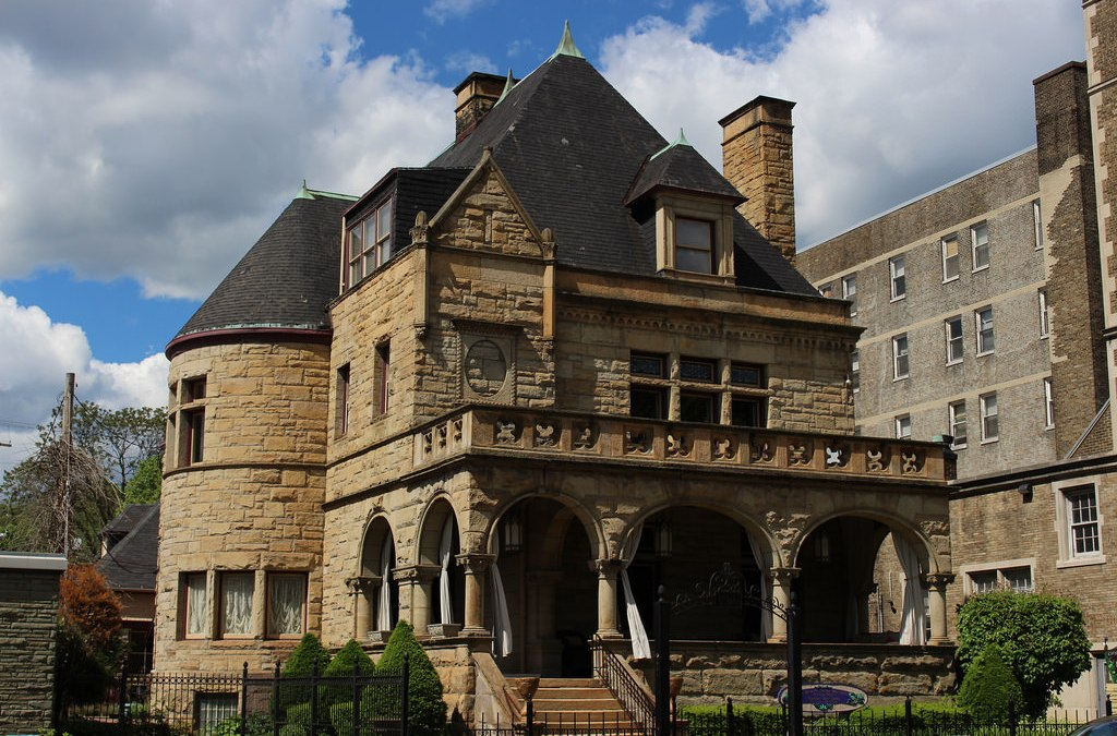 Doors Open Pittsburgh: Featuring Boggs Mansion, Now the Inn on the Mexican War Streets