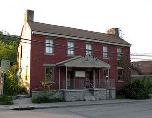 Pittsburgh Neighborhoods: History of West End Village