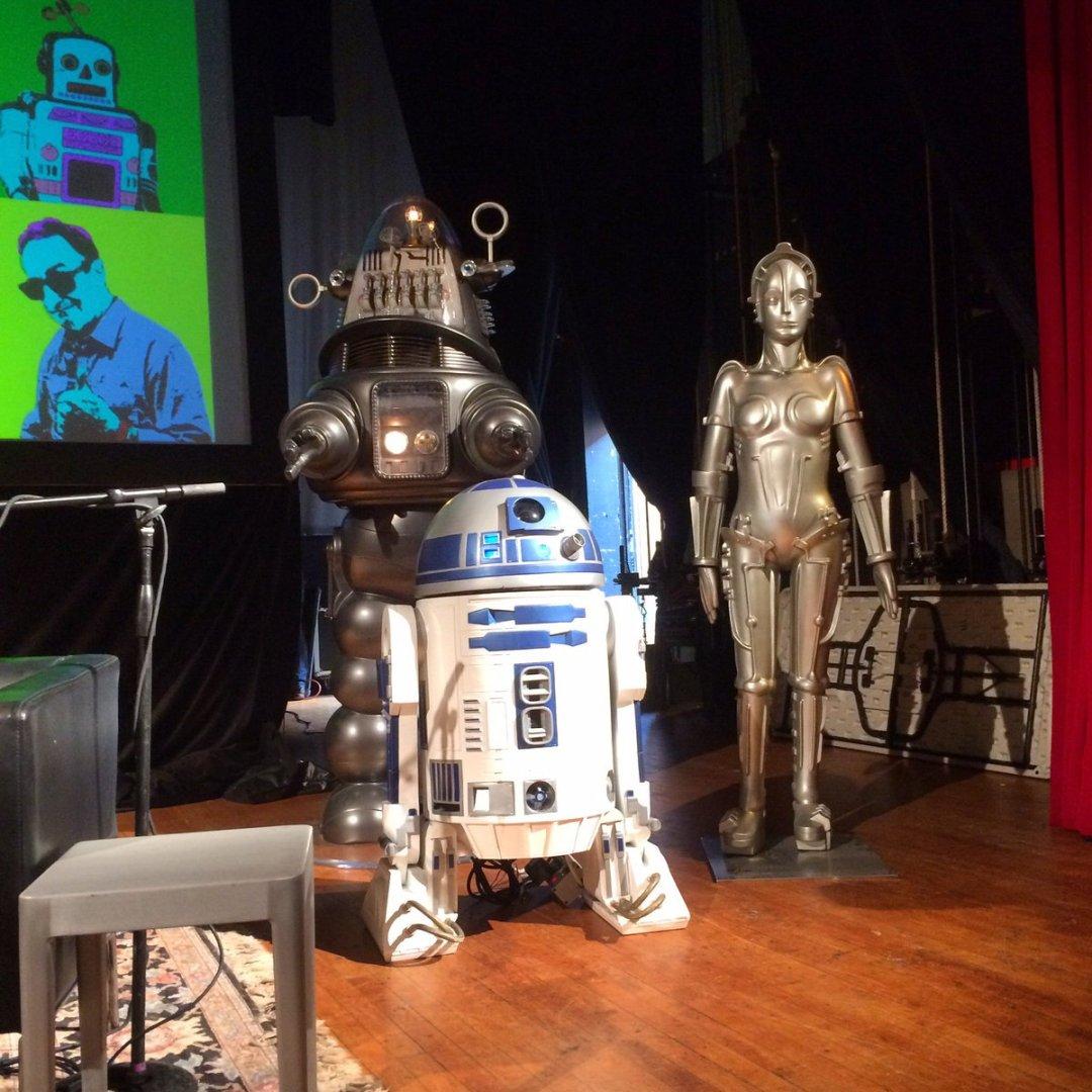 robot hall of fame